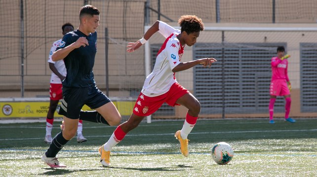 Highlights U17 - J7 : AS Monaco 2-1 Clermont Foot