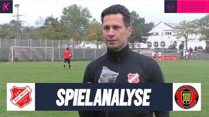 Die Spielanalyse | SKV Rot-Weiss Darmstadt - Eintracht Wald-Michelbach (Verbandsliga Süd)