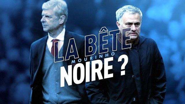 Arsène Wenger répond à José Mourinho dans le CFC
