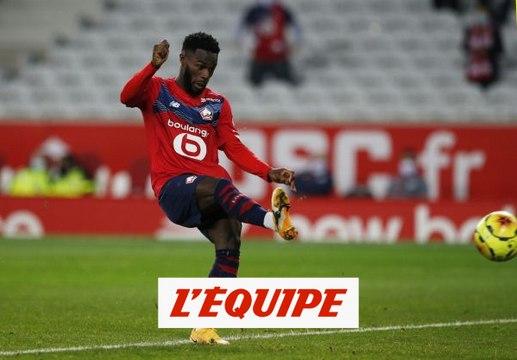 Jonathan Bamba revient de loin - Foot - L1 - Lille