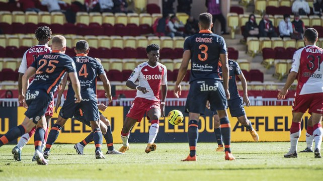 Highlights : AS Monaco 1-1 Montpellier