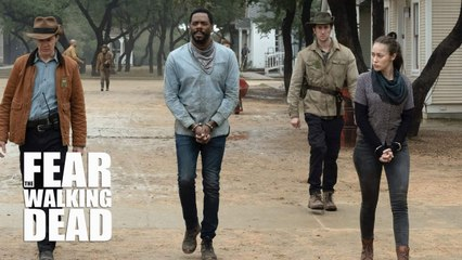 """Fear The Walking Dead Season 6 Episode 2 """"Welcome To The Club"""" Recap + Review - I Am Negan"""