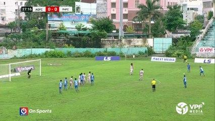 Highlights | An Giang - Phố Hiến | Thắng lợi nhàn nhã | VPF Media