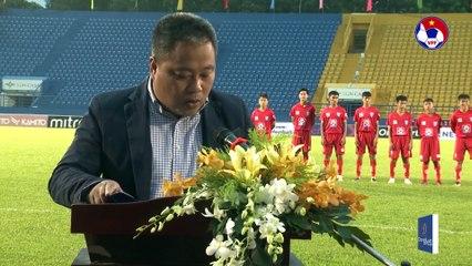 Khởi tranh vòng chung kết giải bóng đá vô địch U15 Quốc gia – Next Media 2020 | VFF Channel