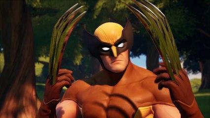Wolverine Arrives - Fortnite