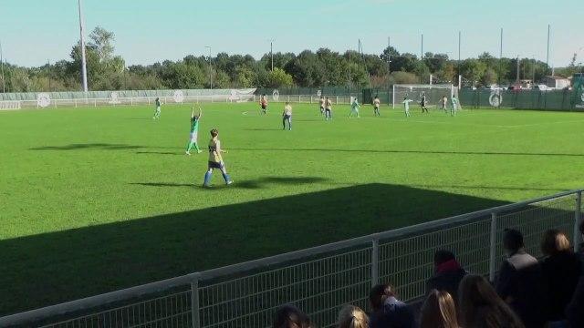 D2F :  Montauban 0-5 ASSE