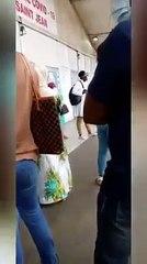Grève des agents de santé au centre de dépistage Covid-19 de Saint Jean. Revendication de prime Covid-19 de 4 mois Depuis l'ouverture du centre les agents n'ont reçu qu'un mois de salaire sur 5