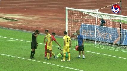 Highlights | U15 PVF - U15 Đồng Nai | Hấp dẫn tới tận phút 90+1 | VFF Channel