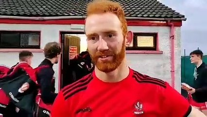 Conor Glass makes successful Derry return
