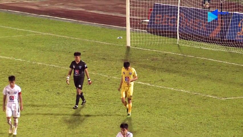 Highlights - U15 Quảng Nam - U15 SHB Đà Nẵng - 90 phút siêu hấp dẫn ở Derby Quảng - Đà - NEXT SPORTS