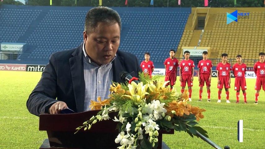 Next Media cam kết đồng hành cùng sự phát triển lâu dài của bóng đá Việt Nam - NEXT SPORTS