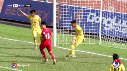Highlights | U15 Viettel - U15 TP. Hồ Chí Minh | Phung phí quá nhiều cơ hội | VFF Channel