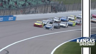 There's no place like the playoffs: Cup Series off at Kansas