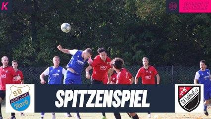 Umkämpftes Spitzenspiel | SV Nord Lerchenau - SV Lohhof (Kreisliga 1)
