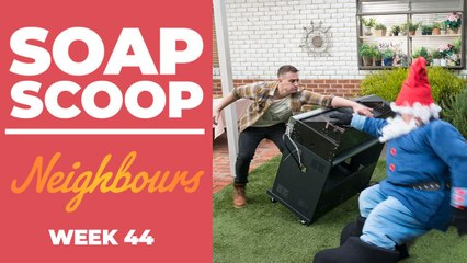 Neighbours Soap Scoop! Kyle and Clive in accident drama