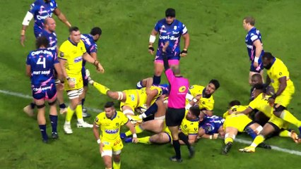 Clermont v Stade Français Highlights - Matchday 5 - TOP 14 - Season 20/21