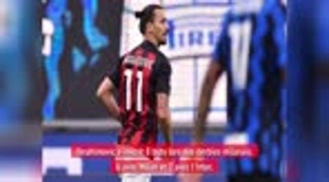 Milan - Ibrahimovic : le roi du derby