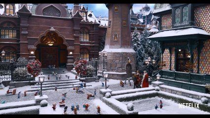The Christmas Chronicles 2 Kurt Russell Goldie Hawn Official Trailer Netflix