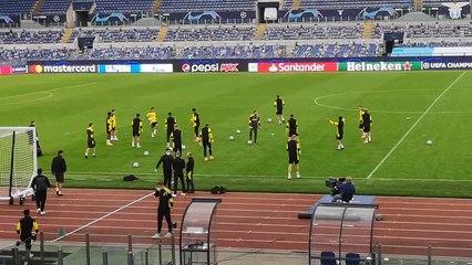 Rifinitura Borussia Dortmund