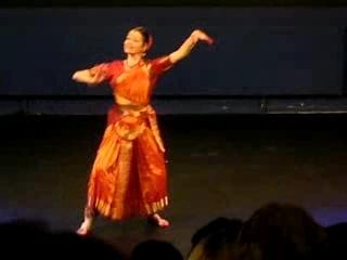 Josiane Sarrazin – Bharata Natyam