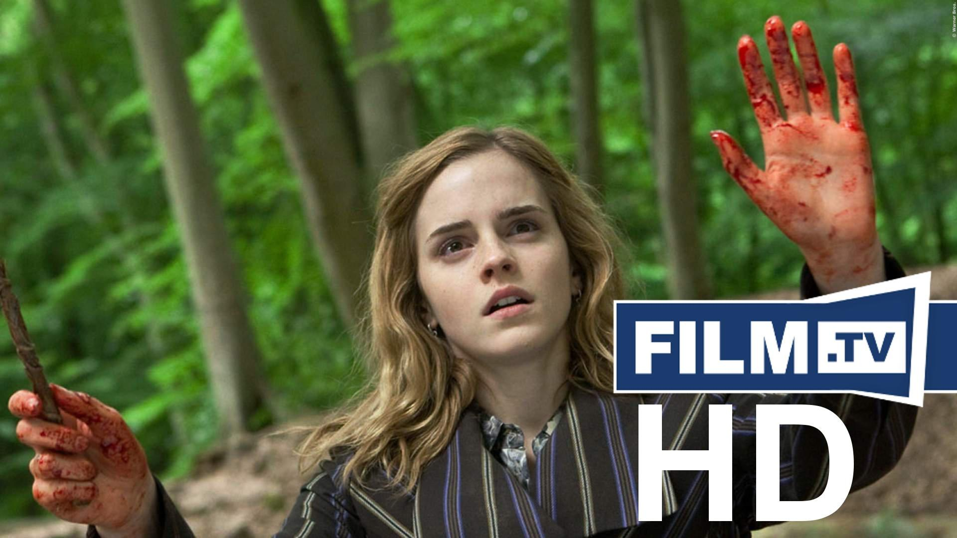 Harry Potter Und Die Heiligtumer Des Todes Teil 1 Trailer Harry Potter 7 2010 Video Dailymotion