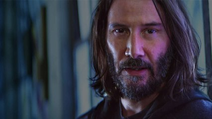 Cyberpunk 2077 — What You're Looking For   Keanu Reeves - Johnny Silverhand