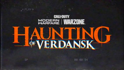 Call of Duty® Modern Warfare® & Warzone™   The Haunting of Verdansk Map Trailer