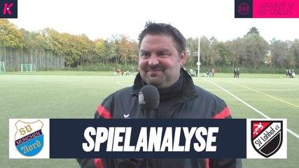 Die Spielanalyse | SV Nord Lerchenau - SV Lohhof (Kreisliga 1)