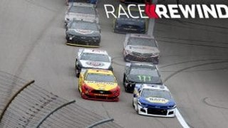 Race Rewind: Logano bests Harvick and changes the playoff landscape