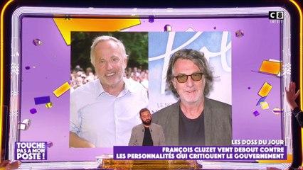 Après Jean-Marie Bigard, François Cluzet s'en prend à Fabrice Luchini