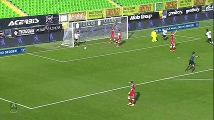 Spezia 2-2 Fiorentina - Spezia Perform Brilliant Comeback to Claim a Point! - Serie A TIM