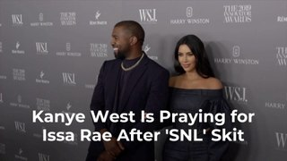 Kanye West Is Pissed At Issa Rae
