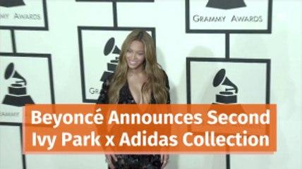 Beyoncé Does An Adidas Deal