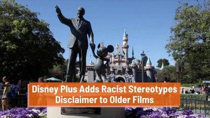 Disney Plus Has A New Disclaimer