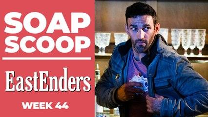 EastEnders Soap Scoop! Kush makes more big mistakes
