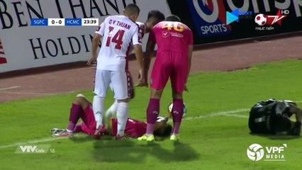 Highlights | Sài Gòn FC - CLB TP. HCM | Tự kìm chân nhau trong cuộc đua vô địch | VPF Media