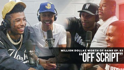 """FULL VIDEO: MILLION DOLLAZ WORTH OF GAME EP:83 """"OFF SCRIPT"""""""