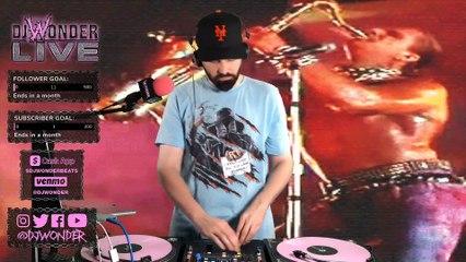 DJ Wonder LIVE - Episode 17 - Mike 2600