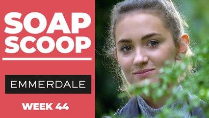Emmerdale Soap Scoop! Gabby sabotages Leyla's relationship