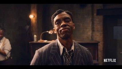 Ma Rainey's Black Bottom - official trailer (Netflix)