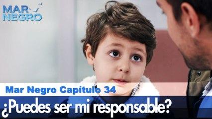 Puede  ser mi responsable!  - Capítulo 34 | Fugitiva
