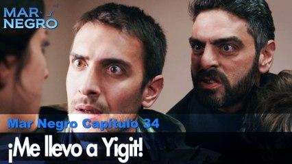 Vedat  llevo a Yiğit! - Capítulo 34 | Fugitiva
