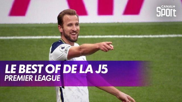 Le best of de la J5 de Premier League !