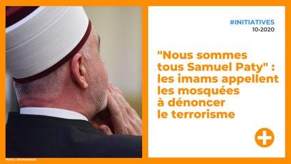 """""""Nous sommes tous Samuel Paty"""" : les imams appellent les mosquées à dénoncer le terrorisme"""