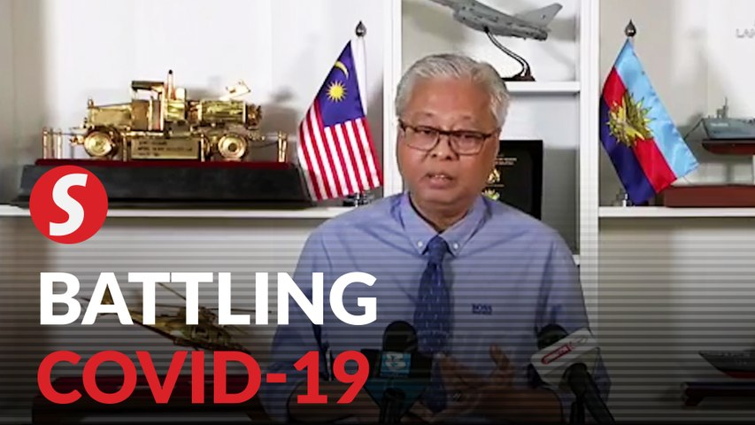 Office workers in areas under conditional MCO must work from home from Oct 22, says Ismail Sabri