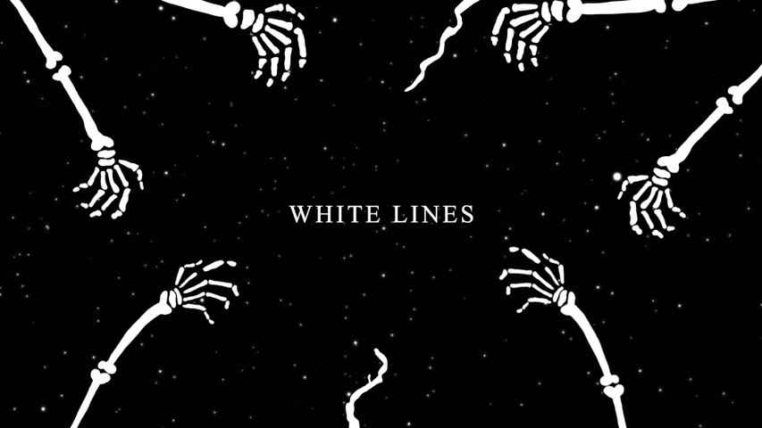 Support Lesbiens - White Lines