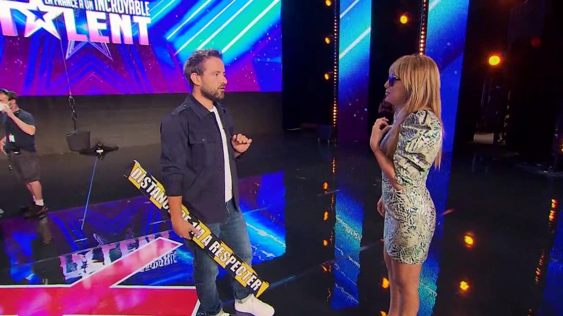 La France A Un Incroyable Talent 2020 Ca Continue Sur M6 Avec Pierre Antoine Damecour Video Dailymotion