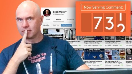 Scott Manley Reacts To His Top 1000 YouTube Comments