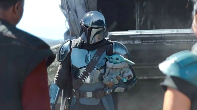 The Mandalorian Season 2 on Disney+ - New Trailer