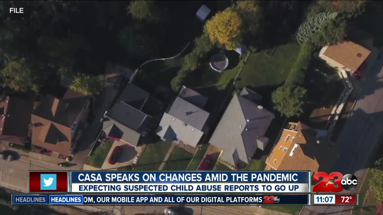 CASA speaks on changes amid pandemic
